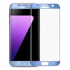 Samsung Galaxy S7 Edge Screen Protector, Esvan Tempered Glass Screen Protector B #ESVAN