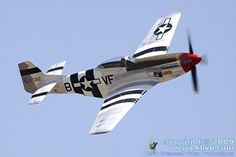 The P-51 is one of the most beautiful and the great fighter plane of it's time. I love this plane! My grandfather worked on them when he was leading a ground crew in Burma in WWII.