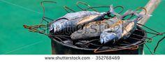 Grill Boat Stock fotografie | Shutterstock