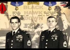 On that day, October 3, 1993, two American heroes Master Sgt. Gary Gordon and Sgt. 1st Class Randy Shughart provided precision sniper fire from the lead helicopter during a building assault and at two helicopter crash sites. They volunteered for sniper cover for Super 6-4 – the second downed Black Hawk MH-60L – during the […]