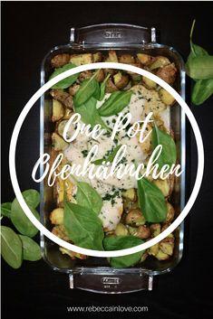 Saftiges Hähnchen aus dem Ofen alles in einer Auflaufform! :) Mozzarella, Cabbage, Lunch, Vegetables, Blog, Souffle Dish, Eat Lunch, Cabbages, Vegetable Recipes