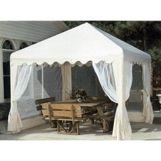 Patio Garden Canopy Outdoor Gazebo Canopy Canopy Tent Outdoor
