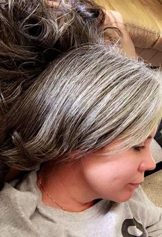 20 months color free. Love it more & more everyday ❤️. Going grey 2016