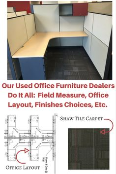 Our Office Furniture Stores Can Do It All. They Do An Office Lay Out