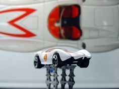Speed Racer by Daniel Alho /  Mach 5