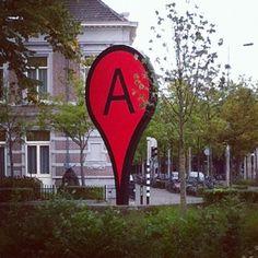 Instawalk Breda | - September 2012 Subject: Graphic Design Festival Graphic Design close-up