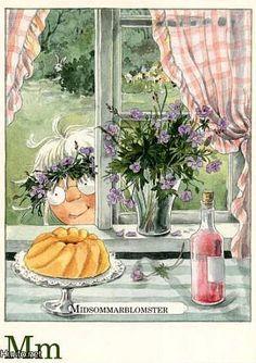 Lena Christine Anderson (1939)   è una illustratrice svedese.                                                                          ...