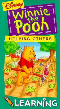 Winnie The Pooh: Helping Others [VHS] Walt Disney Video