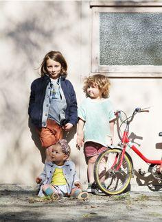 A bicyclette by Aurélie Lecuyer