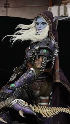 Epic Fantasy Art Warriors Elves Ideas For 2019 Epic Cosplay, Amazing Cosplay, Cosplay Outfits, Cosplay Girls, Comic Con Cosplay, Anime Cosplay, World Of Warcraft, Warcraft Art, Alter Ego