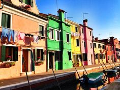 Burano island, Italy *** to read more about my travels visit jump-on-board.com