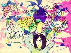 Blog: Yeah Yeah, Lazy Bum - Doodlers Anonymous