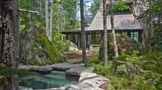 Penny Candy Cove Camp, Downeast, Maine | Whitten Architects