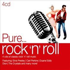 Bate-Boca & Musical: VA - Pure Rock 'N' Roll (2013) 4CDs