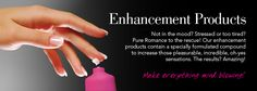 Enhancement Products that can bring the 'o' back in your romance!  - Pure Romance