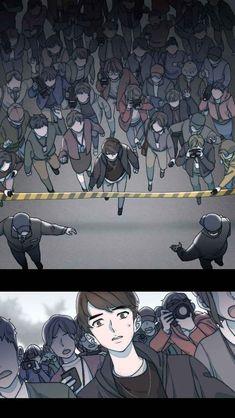 Save Me - Webtoon (Español) Seokjin, Namjoon, V Taehyung, Bts History, Save Me Bts, I Need U, Bts Fans, Fantasy Landscape, Webtoon