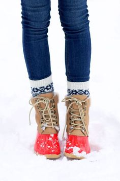 Perfect for snow but gorgeous looking