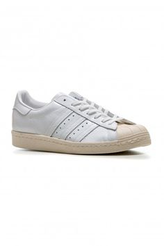Pantofi sport de piele Superstar Adidas Originals - Adidas Originals - Femei - Branduri Adidas Originals, The Originals, Adidas Gazelle, Adidas Superstar, Hip Hop, Adidas Sneakers, Sports, Fashion, Hs Sports