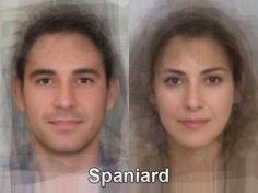 Average couple. Average Faces From Around The World