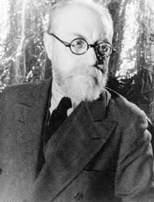 Henri Matisse was born on December 1869 in Le Cateau Cambresis, France. Matisse was one of the founders of a type of art called Fauvism. Henri Matisse, Musée Matisse Nice, Matisse Kunst, Matisse Art, Matisse Drawing, Pablo Picasso, Famous Artists, Great Artists, Carl Spitzweg