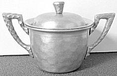 Everlast Aluminum Sugar Bowl