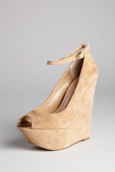 Jessica Simpson  Marcie Peep Toe Wedge