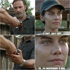 The Walking Dead #RICKTATORSHIP #FUCKYEAH #TWD