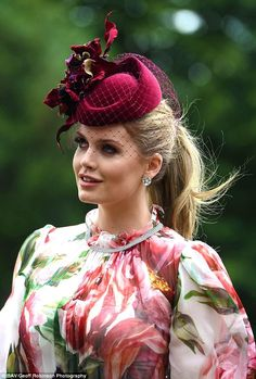 Lady Kitty Spencer, Princess Diana's niece