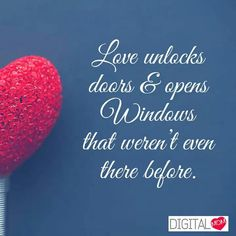 #Love #Unlock #Open #Windows #ValentineSpecial #LoveisLove #Valentine #MonthofLove #DigitalMom #SaturdayVibes #Quote www.digitalmom.in
