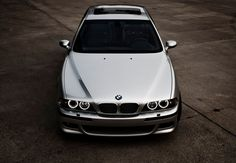 BMW 5 Series E39 (1995–2004) - BMW e39 M5  www.studio-em.me