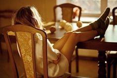 - Почему ты сразу отказываешься от мужчин, как только они совершат ошибку Ты же одна останешься.