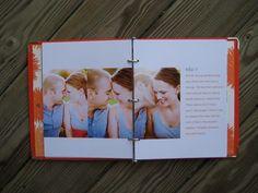 Elise's engagement album.