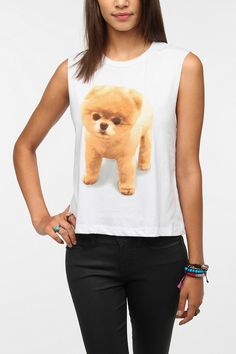 The Boo Muscle Tee   #UrbanOutfitters  http://www.urbanoutfitters.com/urban/catalog/productdetail.jsp?id=25688235=W_TOPS