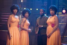 Keith Robinson, Beyoncé Knowles, Anika Noni Rose, Jennifer Hudson, Dreamgirls