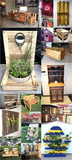 Pallet wood can do wonders in your home and can amazingly replace expensive new wooden items. You can easily, with little effort, transform pallet wood, crates, cable reels into awesome and diverse pieces of furniture and decorative items. Pallet wood can be used anywhere in your home, whether it be Scandinavian style of bed furniture, or rustic lounger for your living room, even in your bathroom, garden and kitchen. Combine pallet wood with natural objects like stones, pebbles, rocks and…
