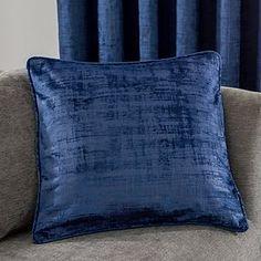 Ruben Navy Cushion