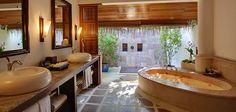 Bathing luxury