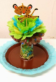 Beautiful Custom madeunique for ANYtheme!  Centerpieces that   you don't see in events.   They come decorated with a variety of acc...