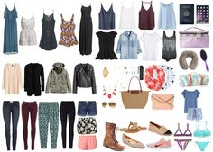 Not sure what to bring to Europe this summer? This ultimate packing list has you covered! So you've decided to spend the summer in Europe. Congratulations! Making the decision to go on a cultural adventure is the easy part. The tough part is figuring out what to pack! The weather is different from country to country and you don't want to leave out something you'll wish you brought later. Well, good news! This packing list (based on a 4-6 week trip) is all you'll need before taking off on…