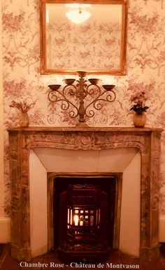 Marble Fireplaces, Normandy, 19th Century, Period, Rose, Home Decor, Cat Breeds, Bedroom, Normandie