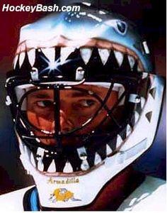 San Jose Shark Mask