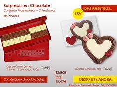 ¡Nunca un presente ha sido tan dulce! Nuestras promociones: http://www.mysweets4u.com/es/?o=2,5,202,49,0,0