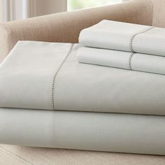 1500 Thread Count Egyptian Cotton Rich Solid Sheet Set