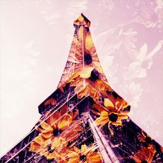 The Eiffel Tower in Lomographs