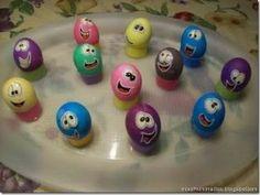 fotos divertidas de huevos