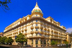 One of the best Luxury five star hotels in Rome. The Westin Excelsior Rome is located in the historical city center, perfect for your holidays in Rome
