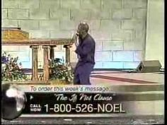 Bishop Noel Jones - If Not Clause