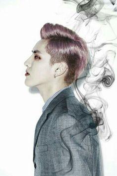 EXO as vampire - Kris