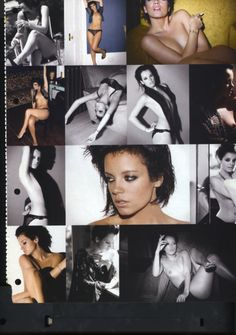Lily Allen | Places to find inspiration | Pinterest | Lily allen and ... Lily Allen