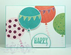Inkantations and Inkarnations: Celebrate With Balloons